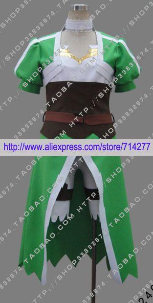 >> Click to Buy << Free shipping Custom cheap Sword Art Online Rifa lyfa Cosplay Costume #Affiliate