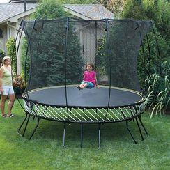 Springfree™ 10' Round Trampoline with Safety Enclosure