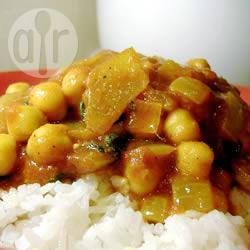 Chickpea curry @ allrecipes.co.uk