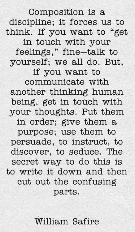 Writing Truths - Writers Write