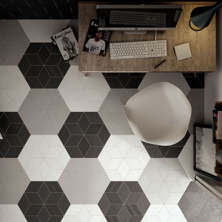 1000 id es sur le th me carrelage hexagonal sur pinterest for Claire carrelage