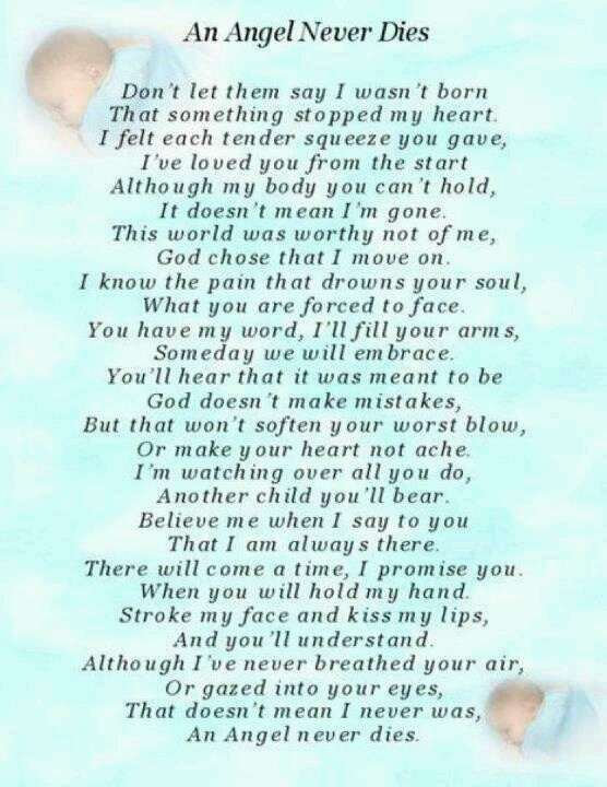 <3 this. I miss my angel baby!