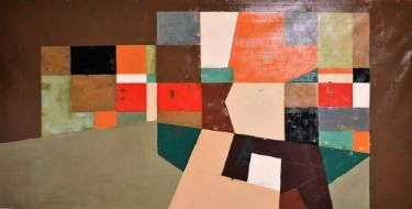 "Saatchi Art Artist Matteo Cassina; Painting, ""Composizione 117"" #art"