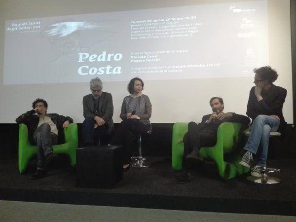 A #RFDSV, #PedroCosta