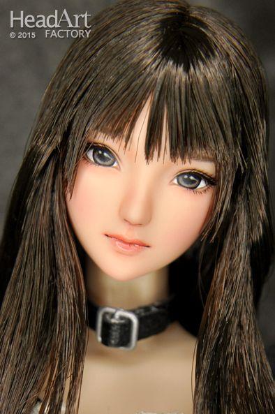 [Head Art Factory] 1/6 custom head -AW-435 / Cool Girl