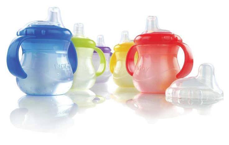 Nuby? Double Handle Sippy Cup 10 oz (Case of 48)