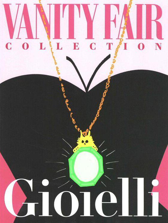Press | AIBIJOUX Vanity Fair Collection, Giugno 2015 #Kurshuni