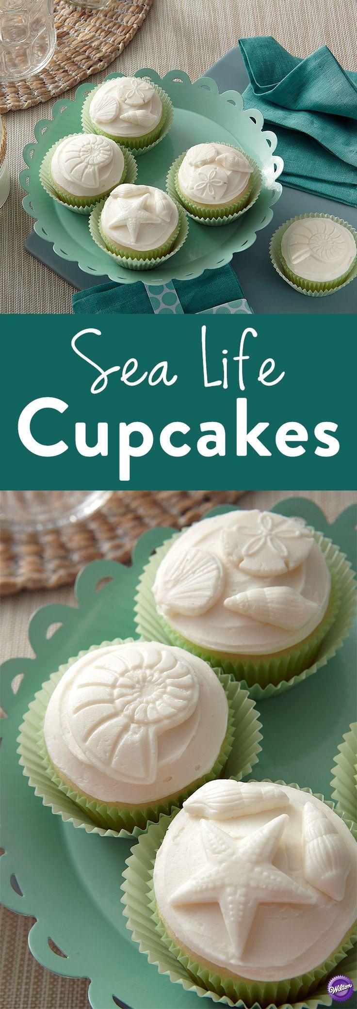 Turtle Cupcakes