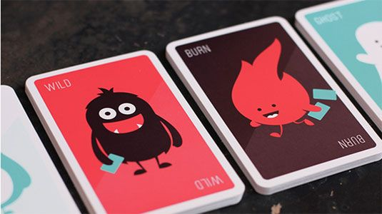 Creative agency gives a new twist to card games | Product design ...
