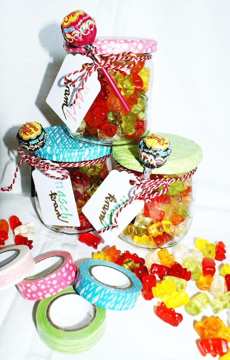 Zuckersüße Mitbringsel