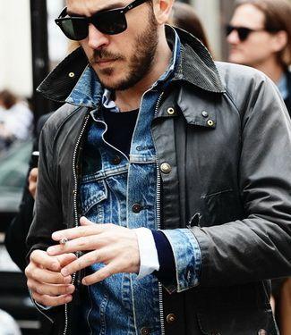 Men Fashion Trick
