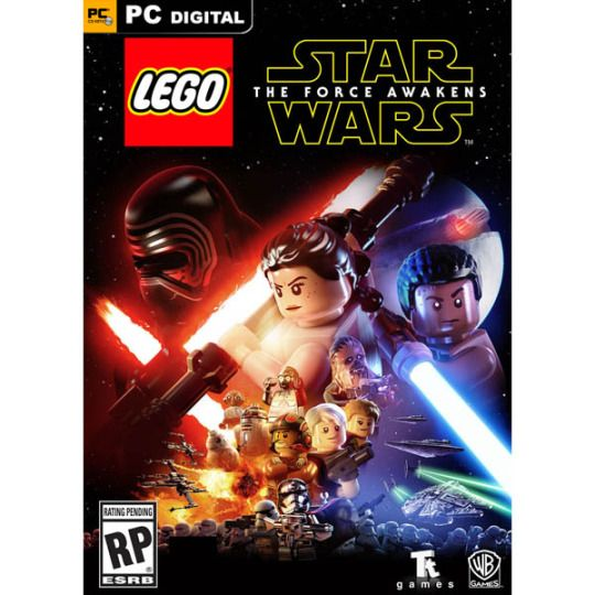 #cd_keys  Lego star wars, the force awakens, developed by traveler's tales and TT Games and published by Warner Bros is a full of adventure and action game. The game will be released within three weeks that is... http://pccdkeys.tumblr.com/post/146706189065/lego-star-wars-the-force-awakens-things-you