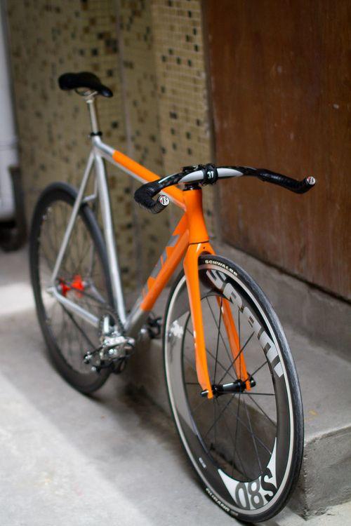 #fixie #bike #fixed
