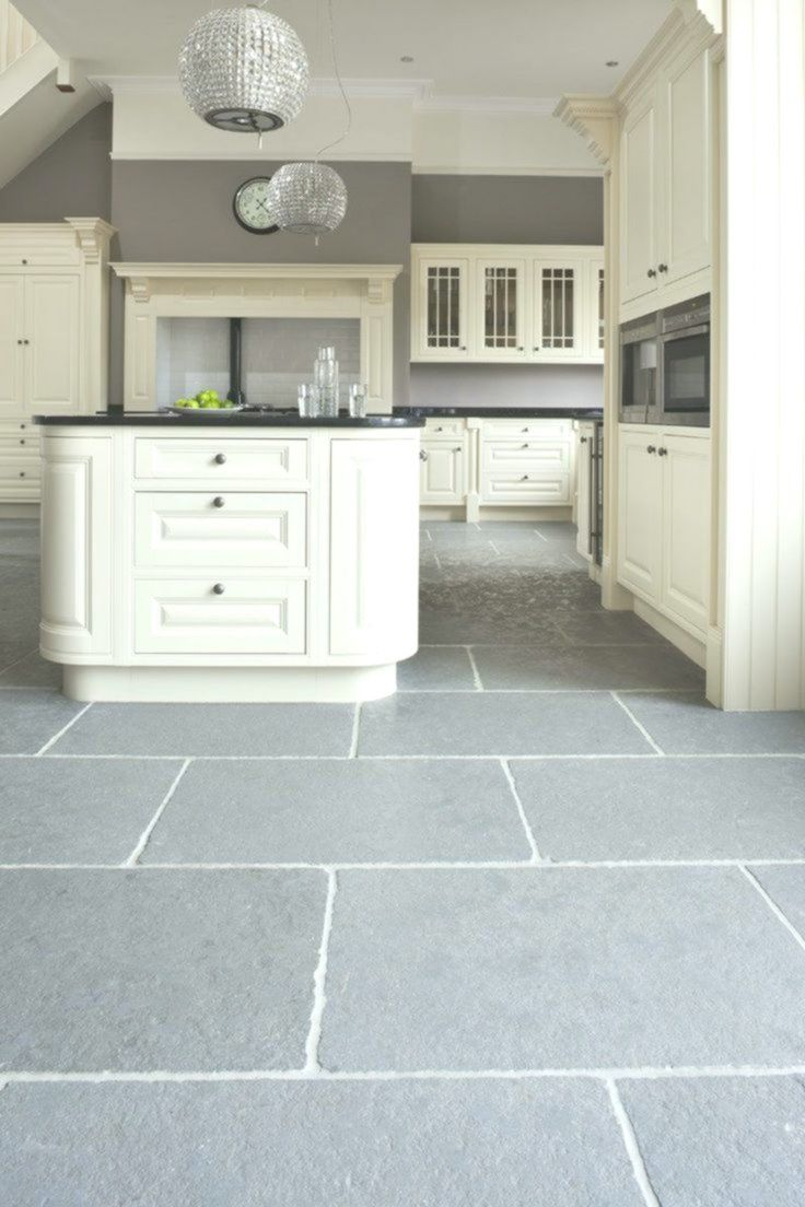 42 Beautiful Kitchen Floor Tile Ideas Kitchenfloortileideas Checkerboa Chec Design Grey