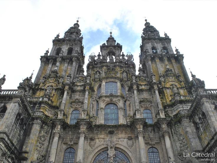 Catedral de santiago de compostela arquitectura santiago de compostela cathedral y architecture - Santiago de compostela arquitectura ...