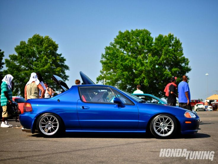 I want this as my first car, it's a Honda Del Sol, I want to swap the engine for a k20. #vtec