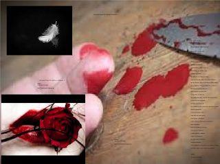 ΣΥΓΓΡΑΦΗ ΚΑΙ ΠΕΝΑ ΑΠΟ ΤΗΝ ΓΕΩΡΓΙΑ ΚΑΤΣΙΩΡΑ: Ματωμένα Όνειρα Μου Χάρισες Για Μαξιλάρι..!!