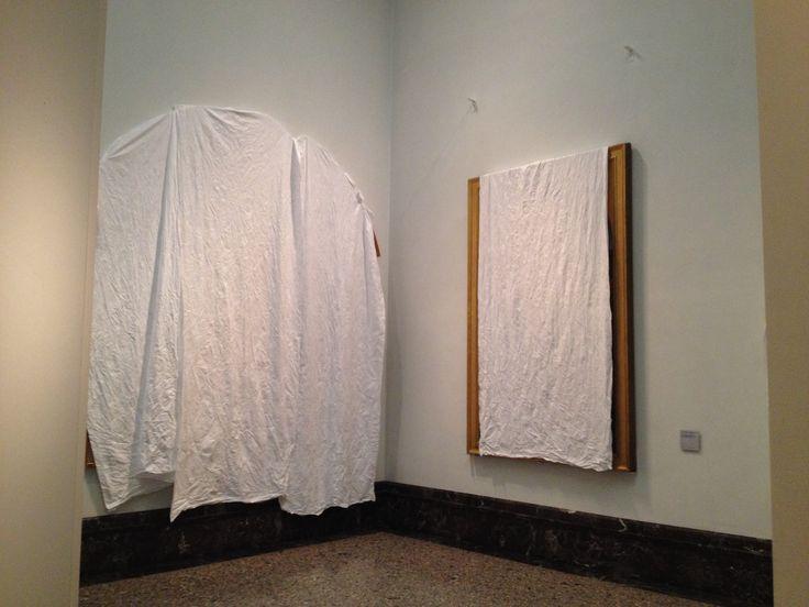 #secretsMW Disallestimento della mostra
