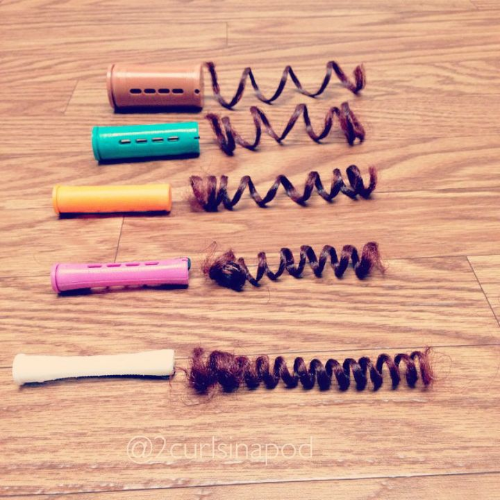32 best images about Flexi Rods for natural hair and perms