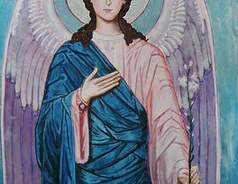 Frangelico Blue Byzantine Icons and Sacred Art | gallery