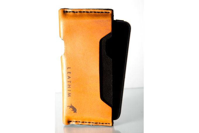 Phone Wallet by Leathim