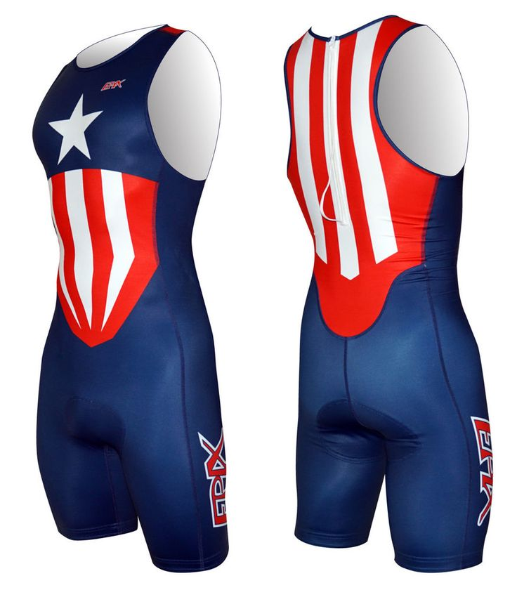 "NEW Limited-edition, ""Hero"" rear-zip tri suit! in Sporting Goods, Outdoor Sports, Triathlon | eBay"