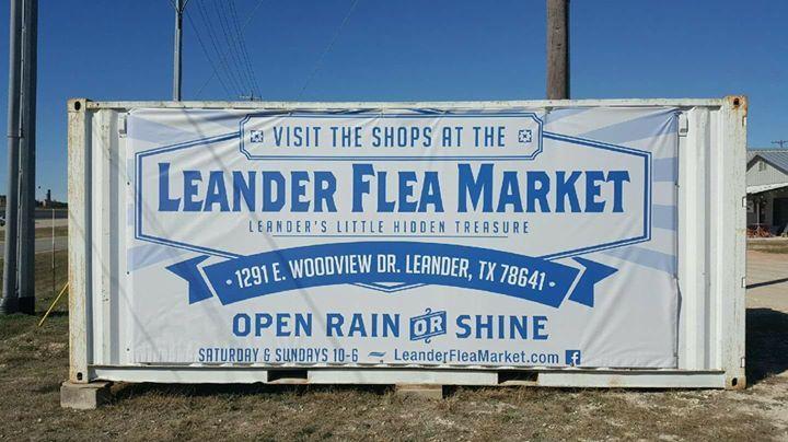Leander Flea Market – Leander's Own Hidden Treasure