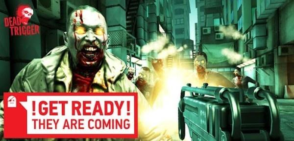 Los zombies llegan a Android con Dead Trigger
