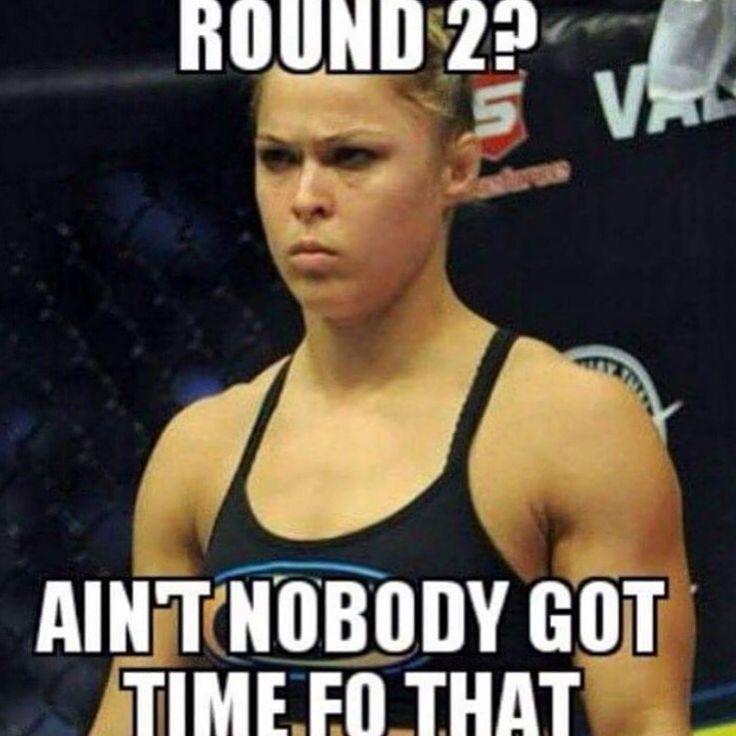 Rond Rousey meme