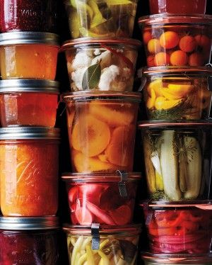Jam, Jelly, and Pickle Recipes: Quicker and Easier Ways to Preserve | Martha Stewart