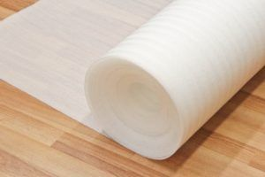 Thermal Underlay For Laminate Flooring On Concrete