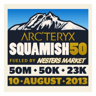 Arc'teryx Squamish 50 Aug 10, 2013