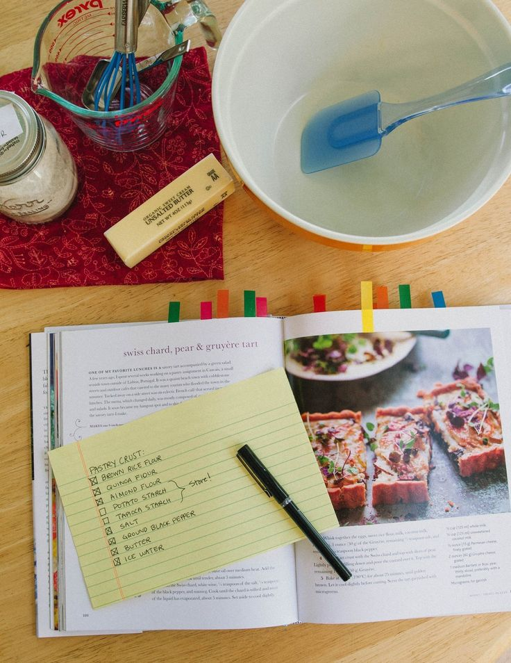 5 Tips For The Right Way To Read A Recipe Or How Not To Start An