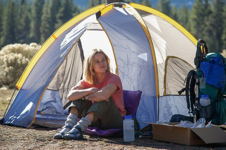 """Wild"" stars Reese Witherspoon as a woman who takes on an arduous solo trek along the Pacific Crest Trail."