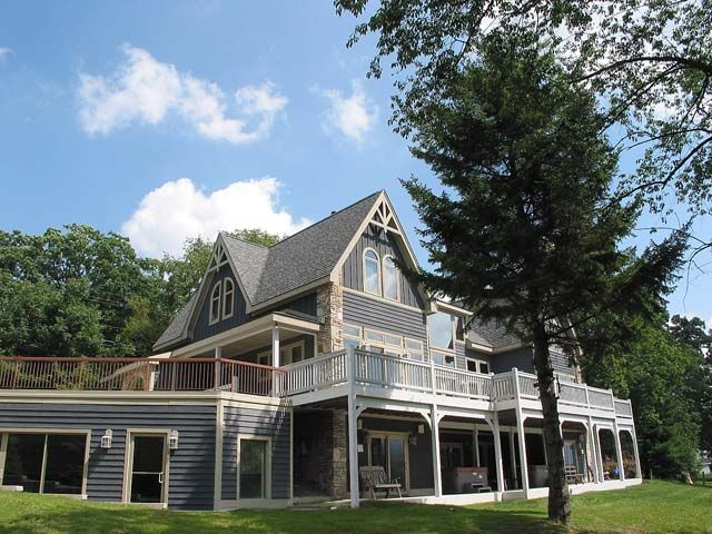 148 Best Lakefront Homes At Deep Creek Lake Images On