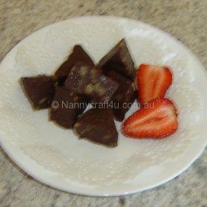 Easiest Chocolate Fudge