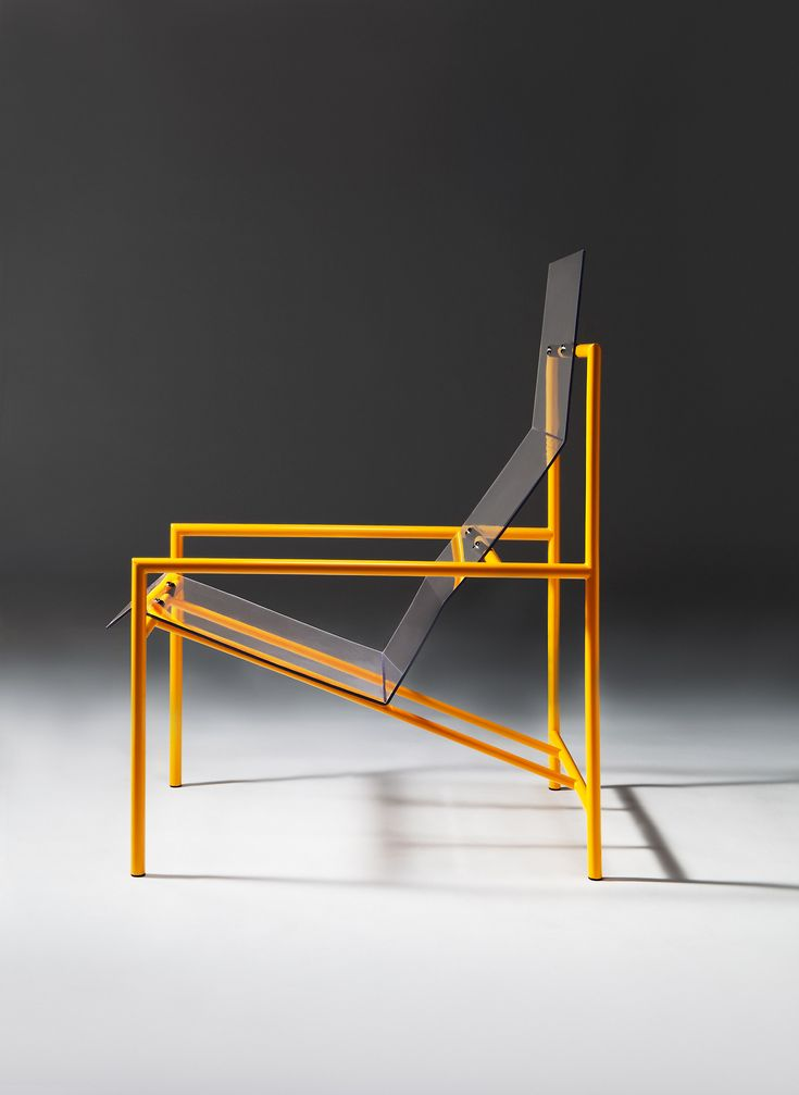 Interior architecture students from Aalto University in Helsinki have designed a range of colourful chairs, intended to help a sitter reach a mediative state of mind.