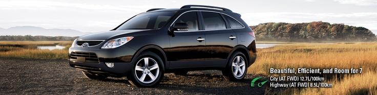 Hyundai Veracruz 2012 Luxury Crossover Cars Crossover