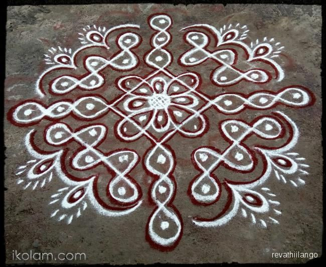 15 Best Kolam Images On Pinterest Kolam Designs Mandalas And