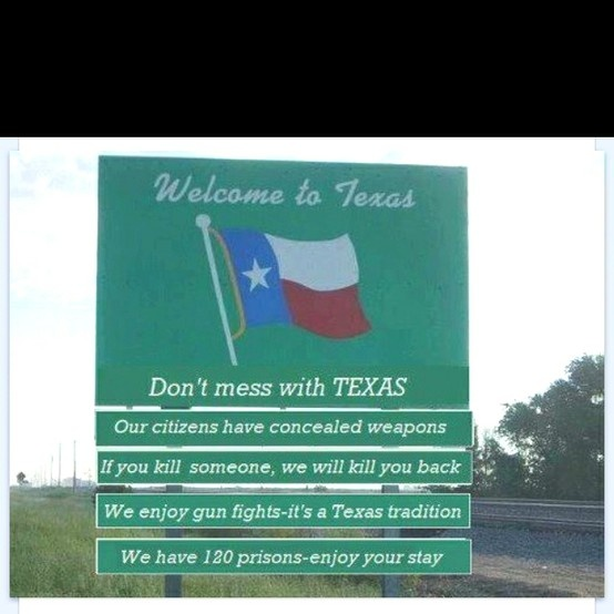 Can You Shoot Someone On Yout Property In Texas