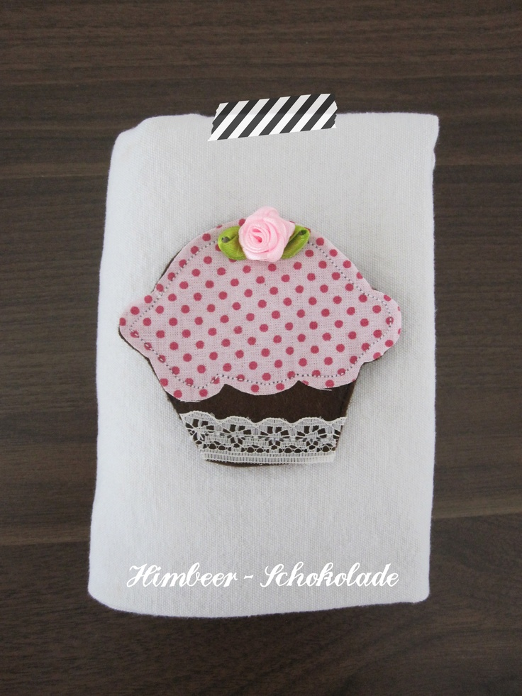 Cupcake zum Anstecken! sooooo sweet :)