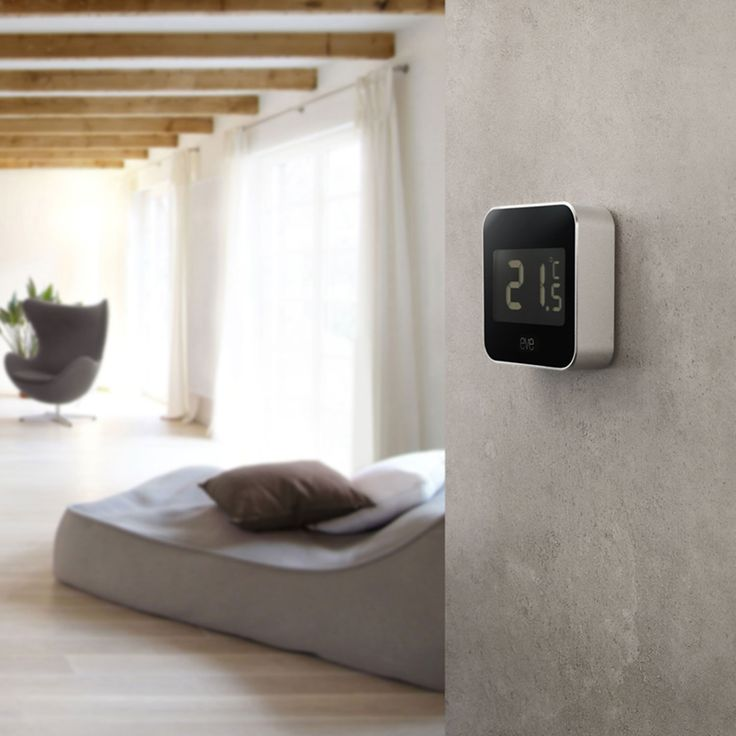The Eve Degree is a new Homekit-enabled sensor which is able to track temperature, humidity, and air pressure with accurate precision around your home. This information can be viewed from Eve Degre…