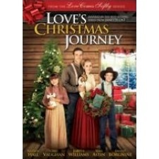 The heartwarming Love's Christmas Journey is part of the Love Comes Softly series of movies from the Hallmark Channel, based on the best selling book series by Janette Oke.