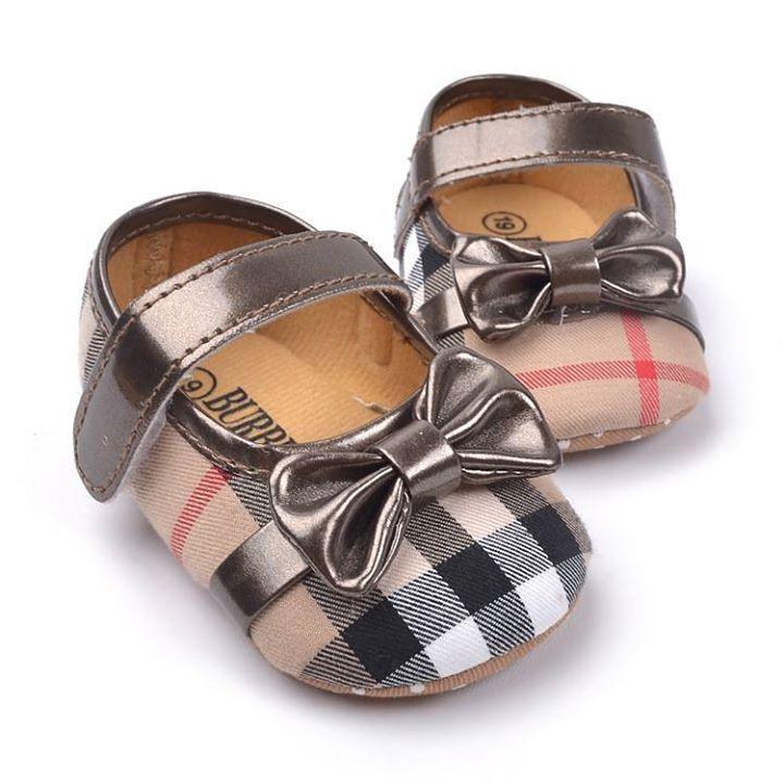 Infant Crib (Pre walker) shoes  Size: 1, 2, 3 $25