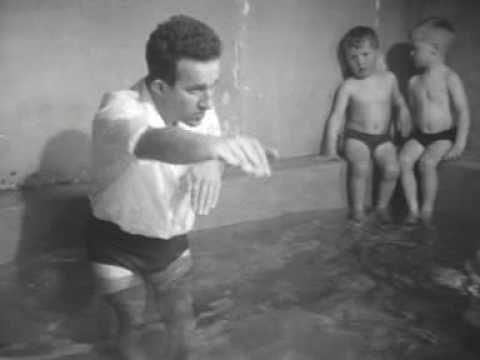 Heel bijzonder, zwemles in de jaren '60.