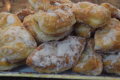 Please share our posts. Join Celebrity Chef Joe Borio, host of, Cooking Italian with Joe, as he shares with you a fun, easy, and delicious recipe for you and your family for fun in the kitchen! Fried dough, just like grandma use to make! This is an absolutely delicious recipe that brings out the flavors of old Italy with some modern American kitchen in every bite. Please Subscribe to our YouTube Channel www.youtube.com/user/joecookingitalian