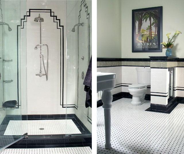 L'Art Déco est un style de décoration glamour, élégant et luxueux.En même temps…