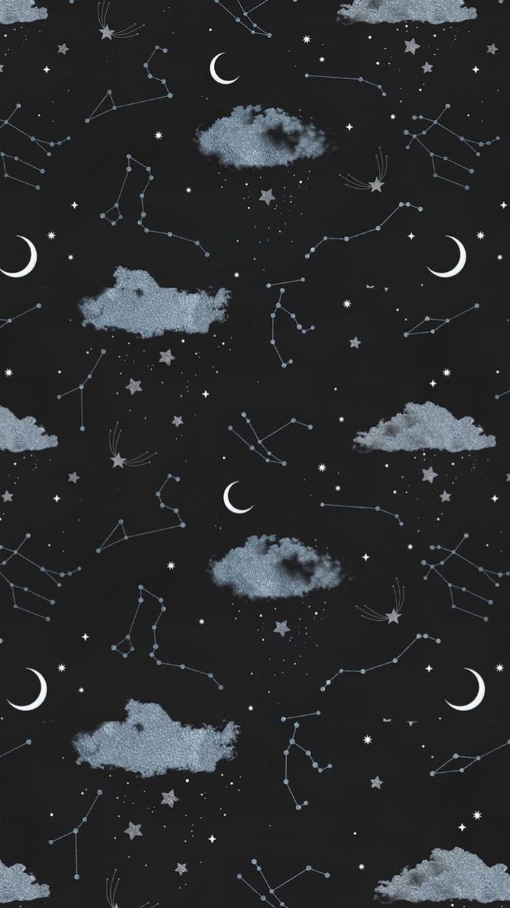 Moon And Star Wallpaper In My Opinion It S A Little
