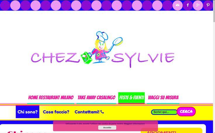 sito web di Chez Sylvie per contatti e prenotazioni: ChezSylvie.it