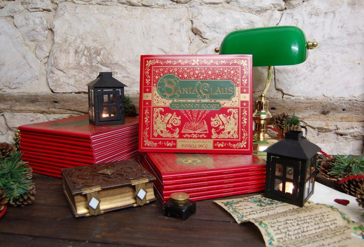In this beautifully illustrated book, these and many more questions are answered by Santa Claus himself, as he finally decides to unlock the startling truth behind one of the world's most marvelous mysteries...Christmas.